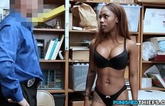 The Naughty Black Woman Has The Right To Fuck You As Much As She Wants