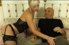 When She Has Free Time, She Goes To A Neighboring Whore To Fuck Her
