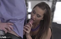 She Knows How To Blowjob Very Well
