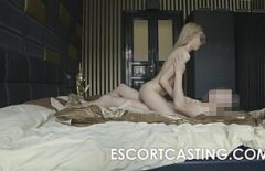 The Beautiful Young Escort Wants Sex Immediately